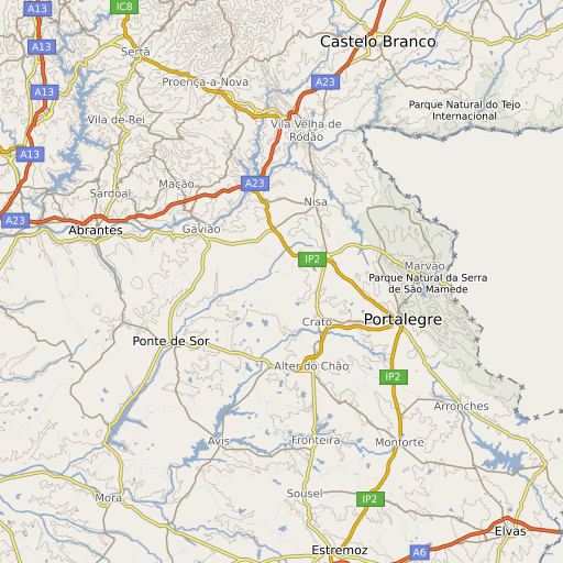 Tomar A Templar City Wwwvisitportugalcom - Portugal map tomar